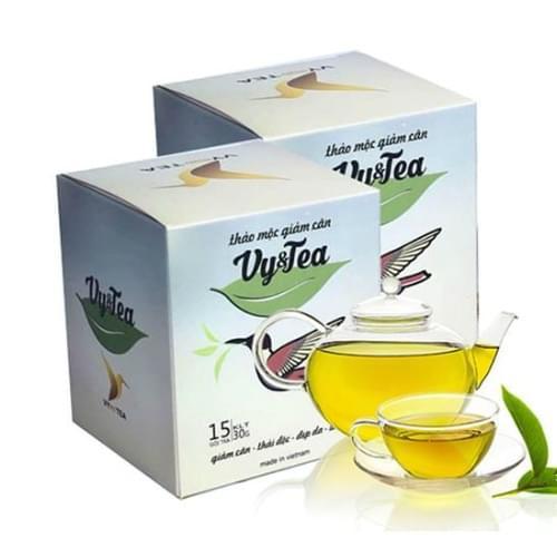 Vy Tea Natural Herbal Weight Loss Tea