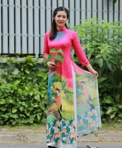 Shop Ao Dai Viet Nam New Collection 1
