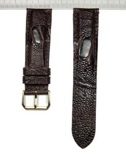 Vietnam Genuine Ostrich Watch Strap 22mm