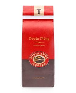 Vietnam Ground Coffee Beans Highlands Traditional Blend 2