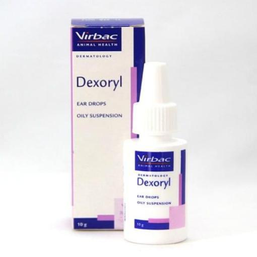 Dexoryl Virbac Ear Drops