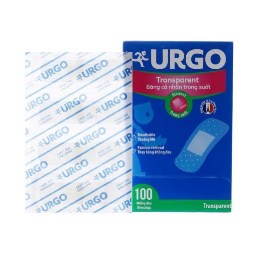 Urgo Medical Adhesive Transparent Tape