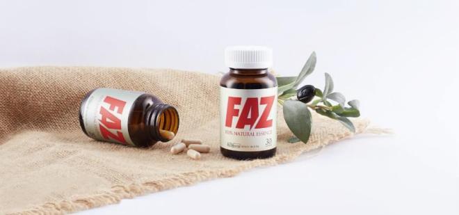 FAZ Ecogreen Regulates Cholesterol 3