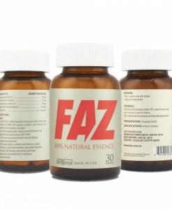 FAZ Ecogreen régule le cholestérol