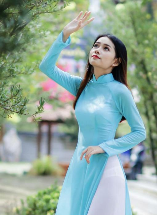 Ao Dai Vietnam Custom Tailors