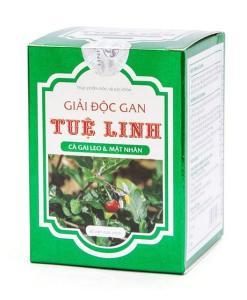 Détoxifier le foie de Tue Linh 1