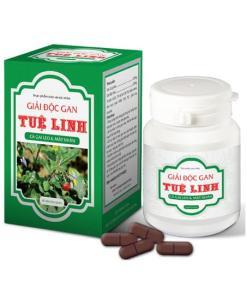 Détoxifier le foie de Tue Linh