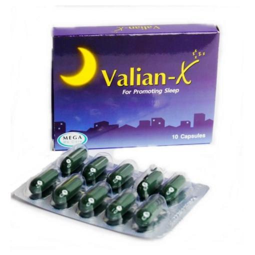 Racine de valériane Valian-X