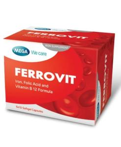 Ferrovit Mega Wecare 1