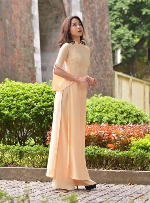 Maize Ao Dai Silk 3
