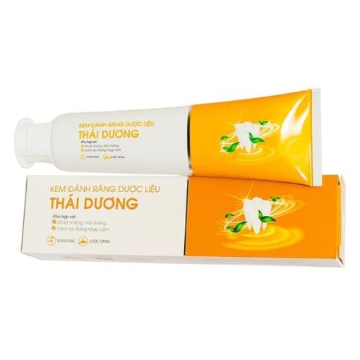 Thai Duong Herbal Toothpaste 2