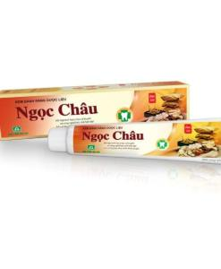 Ngoc Chau Herbal Toothpaste 1