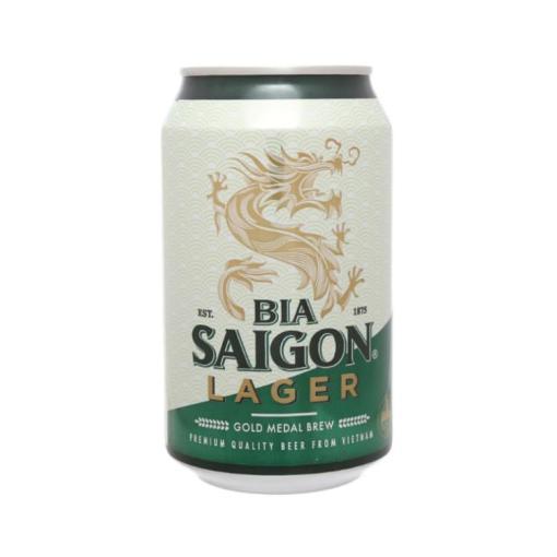Beer Saigon Lager Gold