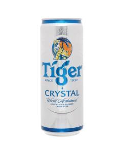 Beer Tiger Crystal Since 1932