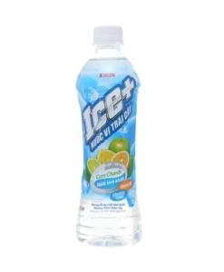 Fruit Juice Ice+ Orange Lemon