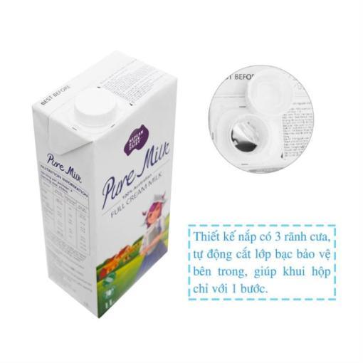 Full Cream Pure Milk 1