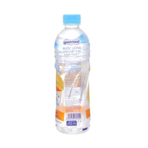 Good Mood Water Orange Flavor 1