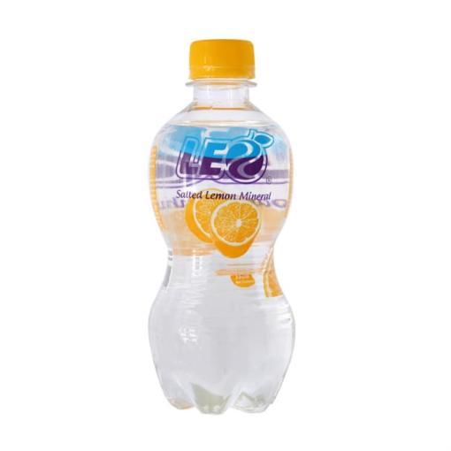Leo Salted Lemon Carbonated Mineral