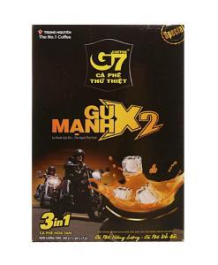 Milk Coffee G7 X2 Drink