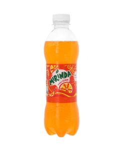 Mirinda Orange Flavor Soft Drink