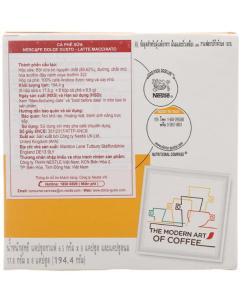NesCafé Dolce Gusto Latte Macchiato 1