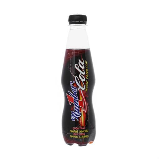 Number 1 Cola Energy Drink