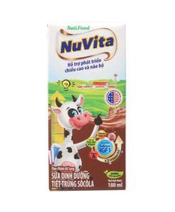 Nuvita Fresh Milk Chocolate Flavor