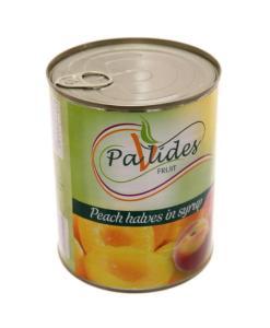 Pavlides Peach Halves