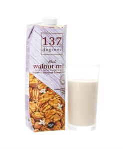 Real Walnut Milk 137 Degrees