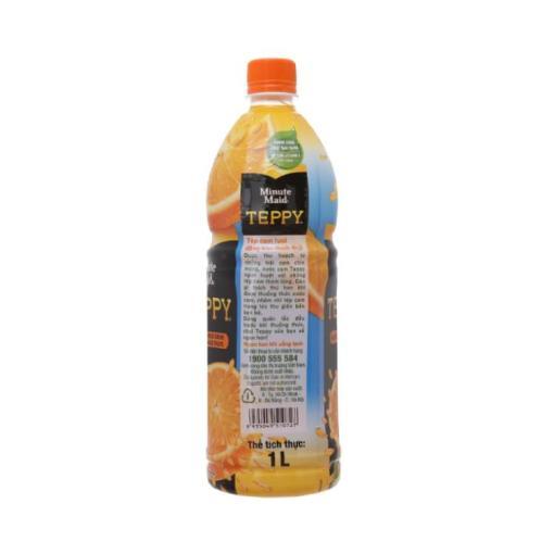 Teppy Drink Orange Juice 1