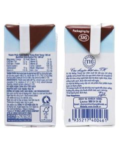 TH true MILK Chocolate Flavor 1