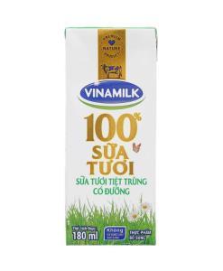 UHT Fresh Milk Have Sugar