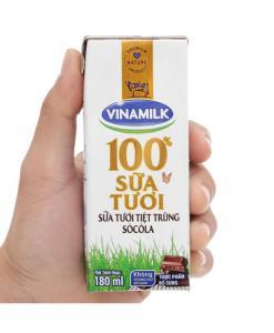 Vinamilk Fresh Milk Chocolate