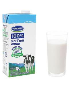 Vinamilk Fresh Milk Without Sugar