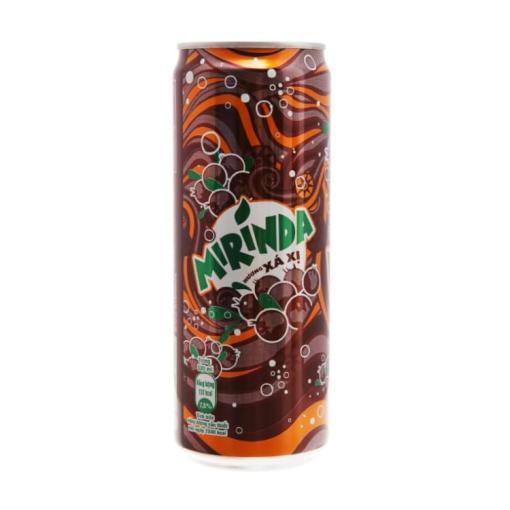 Xa Xi Flavor Mirinda