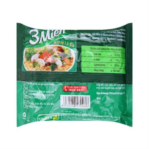 3 Mien Vegetarian Noodle 1