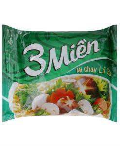 3 Mien Vegetarian Noodle