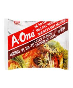 A-One Satay Flavor Water Noodle