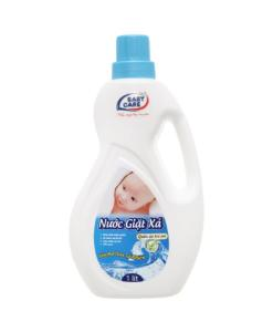 Baby Care Fabric Wash Natural