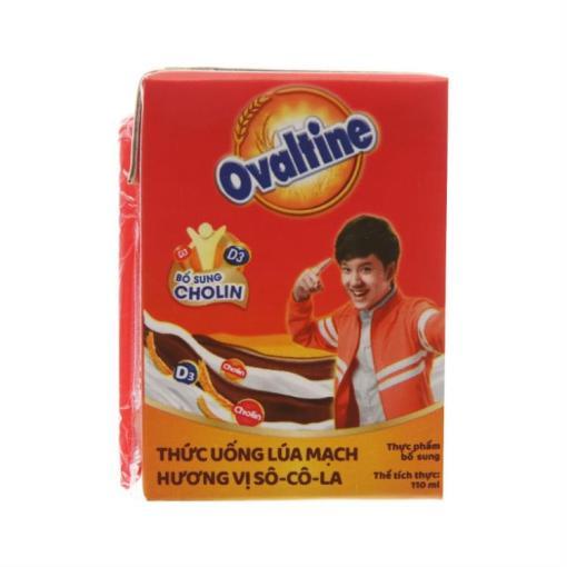 Barley Drink Chocolate Flavor Ovaltine