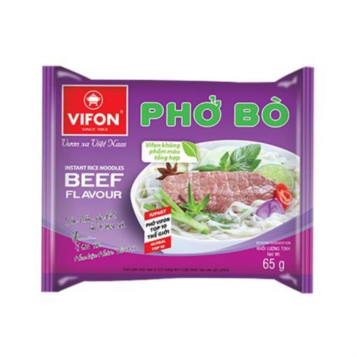 Beef Flavor Vifon Rice Noodle