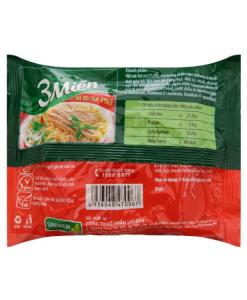 Beef Instant Noodle 3 Mien 1