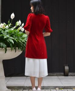 Model Fashion Ao Dai 3
