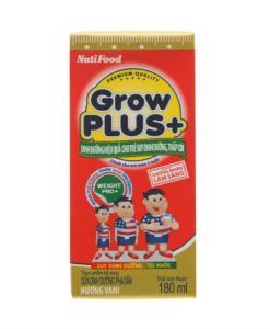 NutiFood Grow Plus+ Vanilla