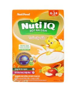 NutiFood Nuti IQ Milk Fruit