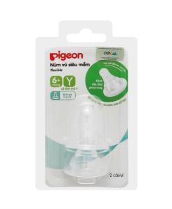 Pigeon Soft Nipple Size Y