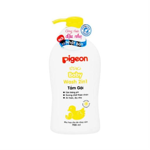 Pigeon Sun Flower Baby Wash