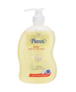 Pureen Vitamin Baby Wash