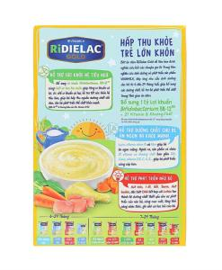 Ridielac Gold Vegetable Chicken Flour 1