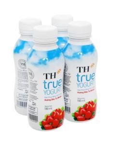 Strawberry Flavor TH True Yogurt